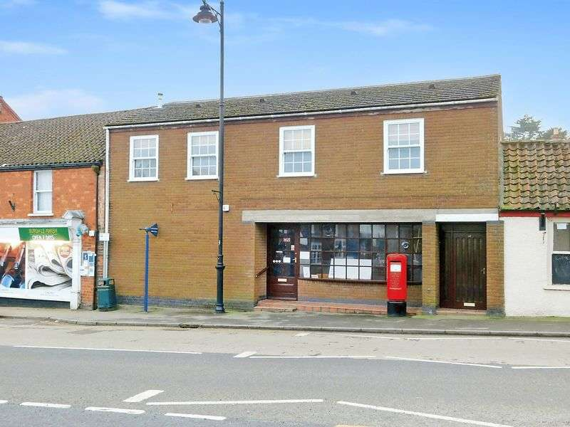 Property for sale in High Street, Burgh Le Marsh, Skegness, Lincs, PE24 5JS