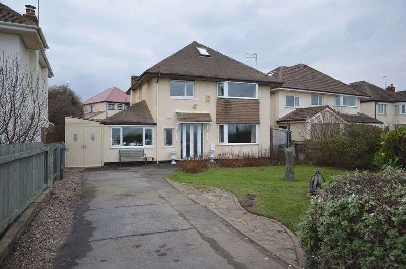 3 Bedrooms Detached House for sale in Meols Parade, Meols