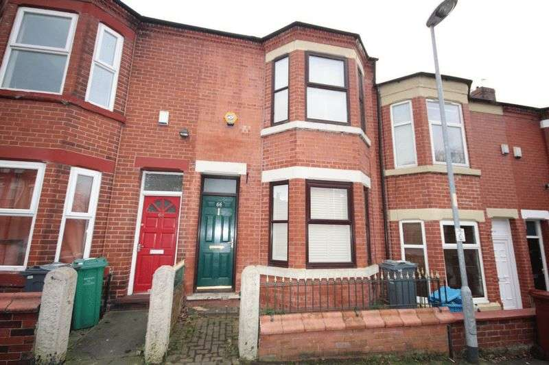 2 Bedrooms Terraced House for sale in Old Road, Blackley, Manchester M9 8BS