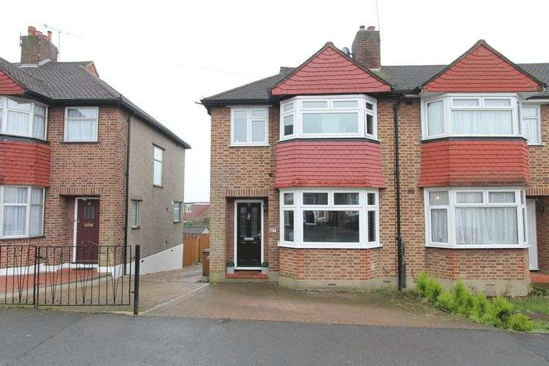 3 Bedrooms Semi Detached House for sale in Vermont Road, Sutton