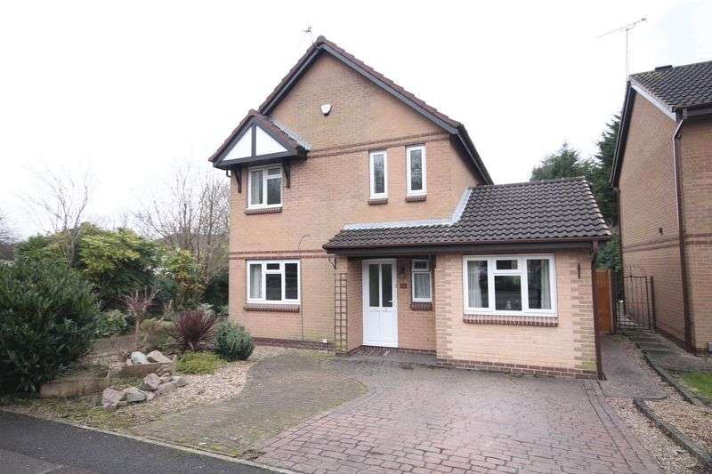 3 Bedrooms Detached House for sale in NEVINSON DRIVE, SUNNYHILL.