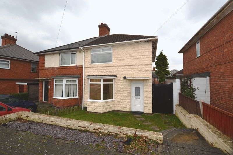 2 Bedrooms Semi Detached House for sale in Birchdale Road, Birmingham