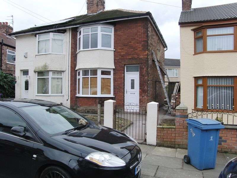 3 Bedrooms Semi Detached House for sale in Cedardale Road, Liverpool