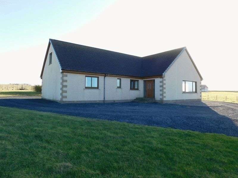4 Bedrooms Detached Bungalow for sale in East Mey, Thurso, Caithness