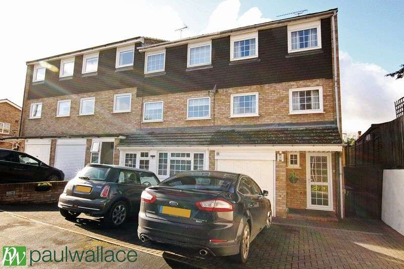 4 Bedrooms Terraced House for sale in The Coppings, Hoddesdon