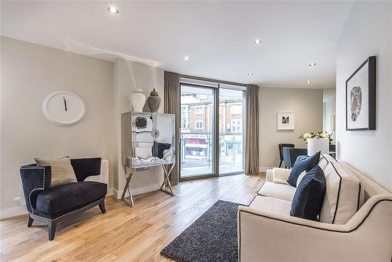 3 Bedrooms Flat for sale in Gateway House, Regents Park Road, London, N3