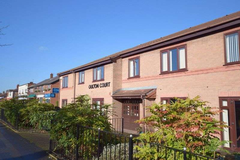 1 Bedroom Retirement Property for sale in Oulton Court, Warrington, WA4 2NT