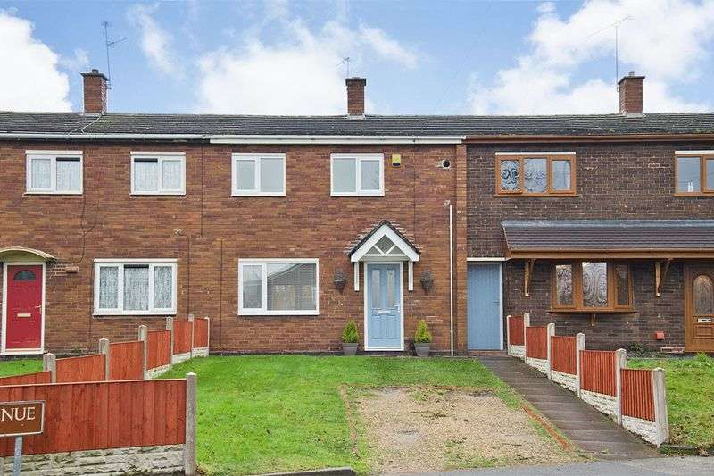 2 Bedrooms Terraced House for sale in Stroud Avenue, Short Heath, Willenhall