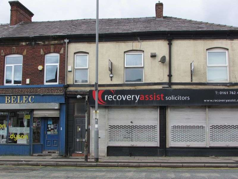 1 Bedroom Property for sale in Walmersley Road, Bury