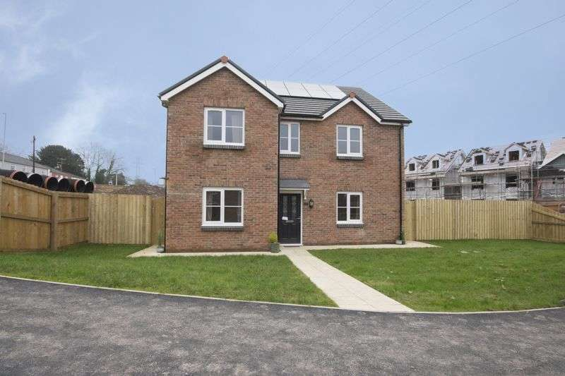 4 Bedrooms Detached House for sale in Tadia Way, Newport
