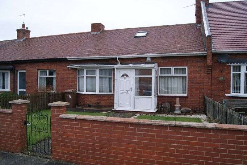 2 Bedrooms Semi Detached Bungalow for sale in Granville Avenue, Forest Hall