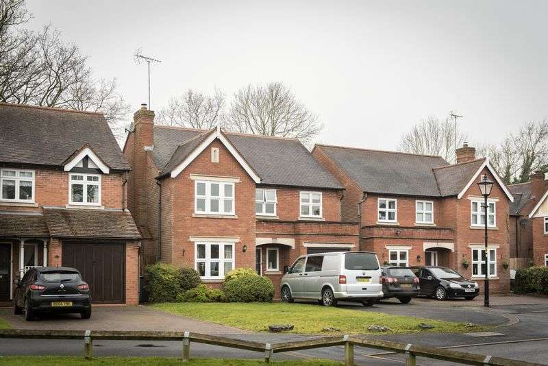 4 Bedrooms House for sale in Lapworth Oaks, Lapworth