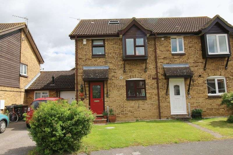 4 Bedrooms Semi Detached House for sale in Vane Road, Thame, Oxon
