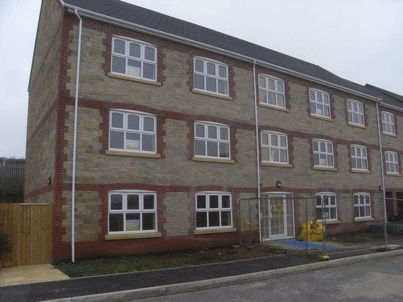 2 Bedrooms Flat for sale in Jubilee Close, Crewkerne