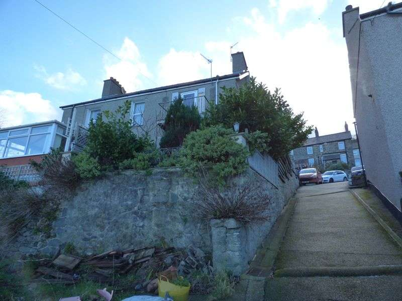 3 Bedrooms Semi Detached House for sale in 2 Madina Villa, Chapel Street, Penmaenmawr