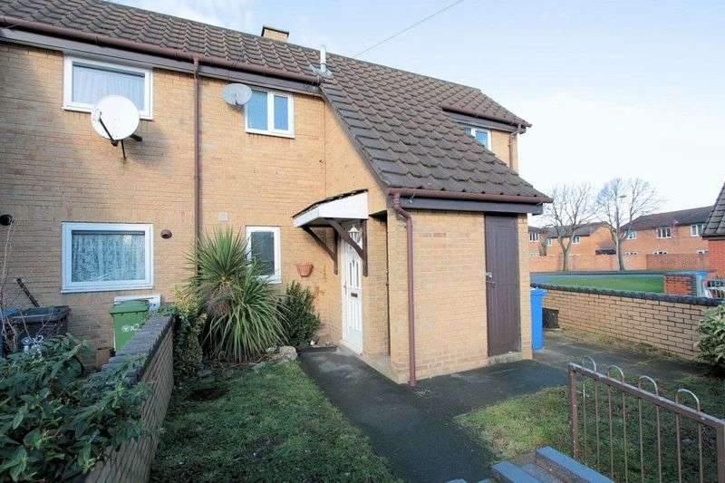 3 Bedrooms Terraced House for sale in Maes Gaer, Rhyl