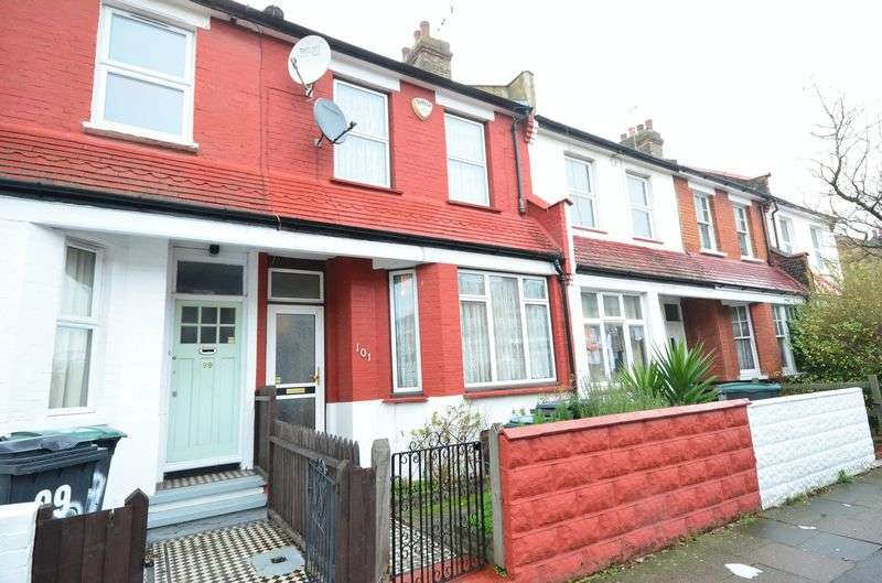 3 Bedrooms Terraced House for sale in Antill Road, London