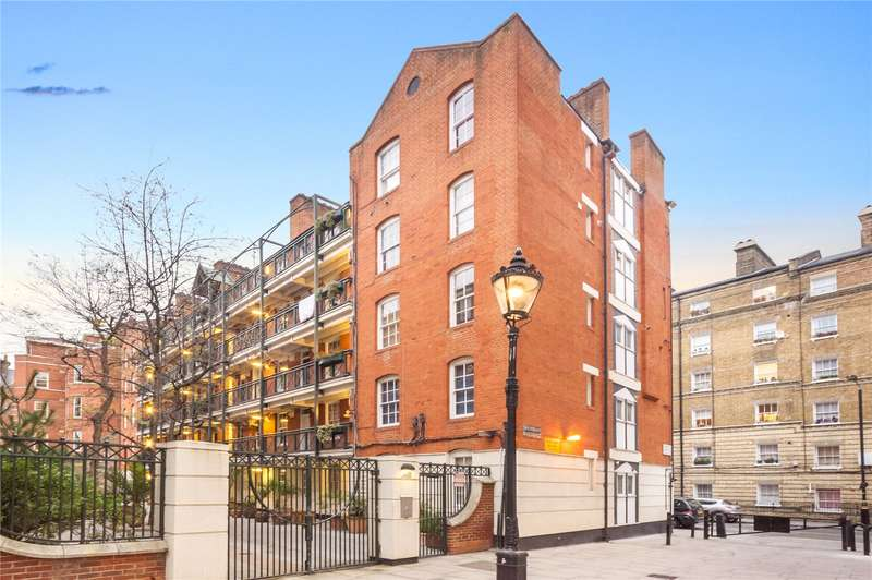 1 Bedroom Apartment Flat for sale in Sheridan Buildings, Martlett Court, London, WC2B