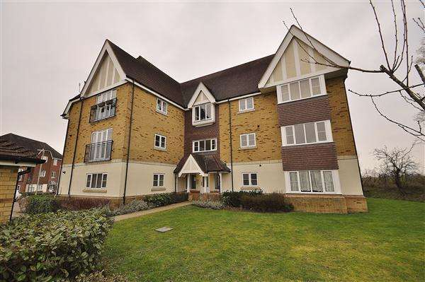 2 Bedrooms Apartment Flat for sale in ASHFORD TN23