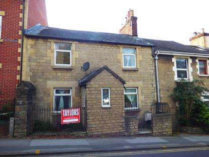 3 Bedrooms Terraced House for sale in Cricklade Street, Old Town, Swindon, Wiltshire