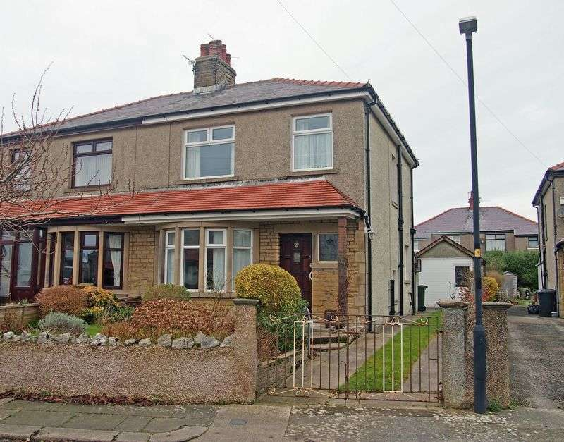 3 Bedrooms Semi Detached House for sale in Seathwaite Avenue, Heysham