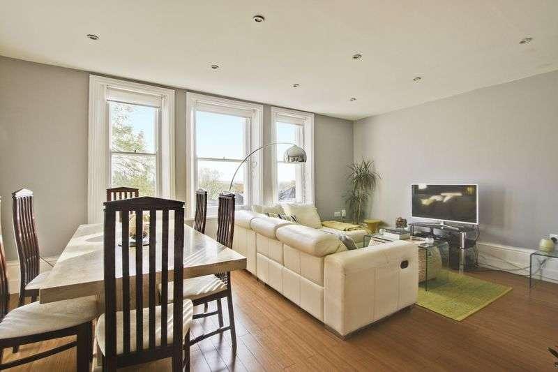 1 Bedroom Flat for sale in Hervey Road, Blackheath