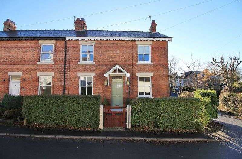 3 Bedrooms Semi Detached House for sale in Ash Lea, Market Street, Hambleton, Poulton-Le-Fylde, FY6 9AS