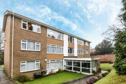 2 Bedrooms Flat for sale in Deepdene Court, Kingswood Road, Bromley
