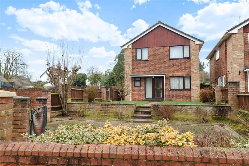 4 Bedrooms Detached House for sale in High Street, Sandhurst