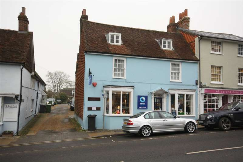 Commercial Property for rent in First & second floor offices, 26 West Street, Alresford