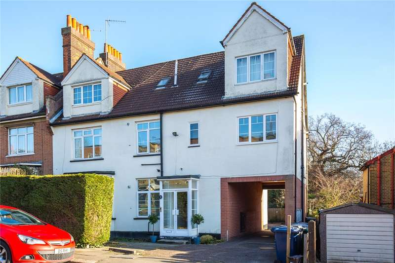 2 Bedrooms Apartment Flat for sale in Manor Road, High Barnet, Hertfordshire, EN5