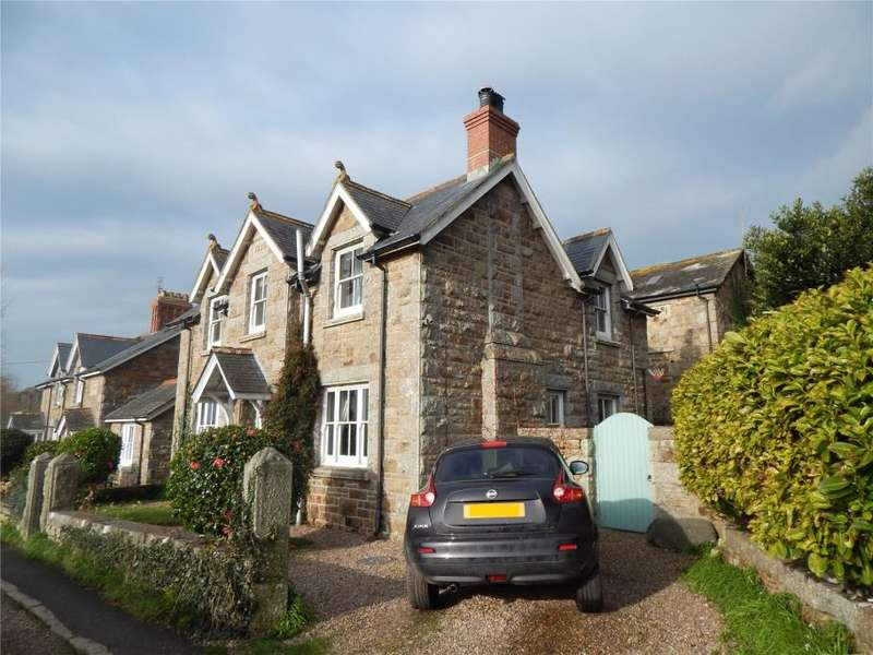 4 Bedrooms Detached House for sale in Gulval Churchtown, Penzance, Cornwall