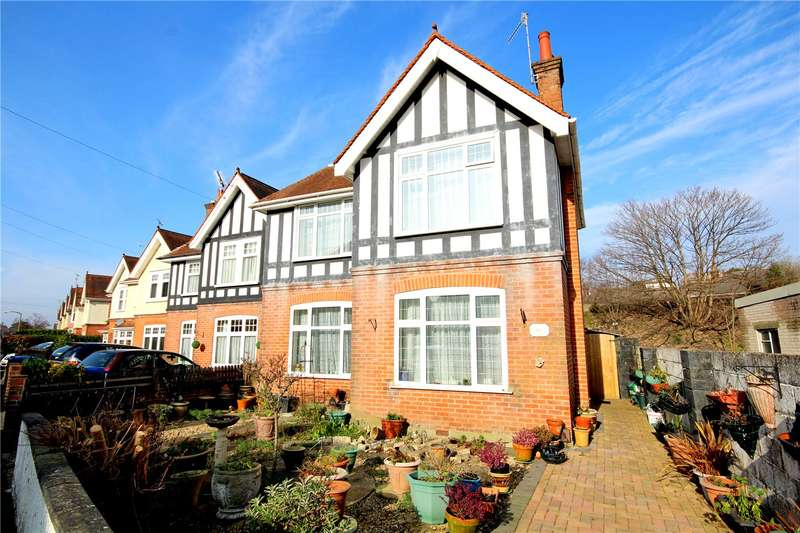 4 Bedrooms Detached House for sale in Parkstone Avenue, Lower Parkstone, Poole, Dorset, BH14