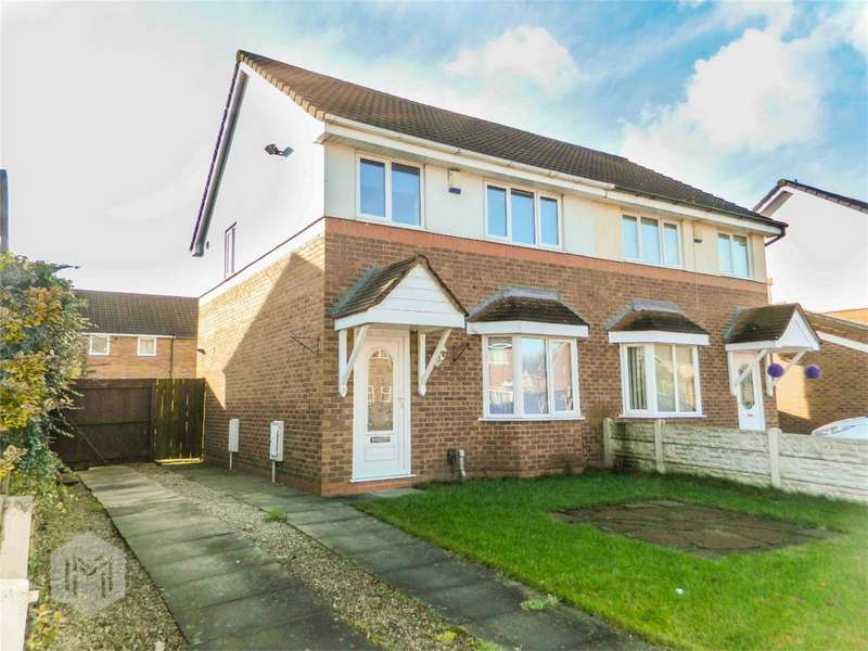 3 Bedrooms Semi Detached House for sale in Ribble Road, Platt Bridge, Wigan, Lancashire