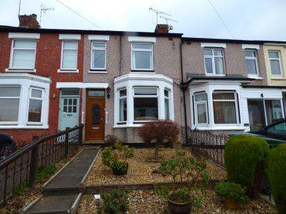 2 Bedrooms Terraced House for sale in Turner Road, Coventry, Warwickshire