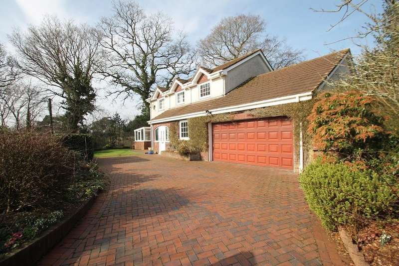 5 Bedrooms Detached House for sale in Plympton