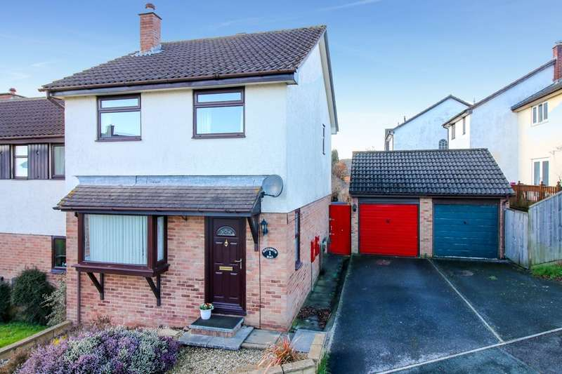 3 Bedrooms Semi Detached House for sale in Southbrook Road, Bovey Tracey