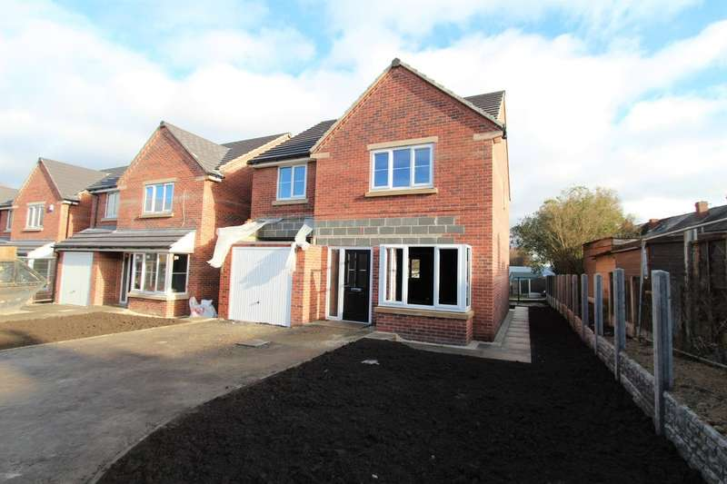 4 Bedrooms Detached House for sale in Plot 7, 'The Maltings', off Cadman Street, Wath-upon-dearne, S63 7DP