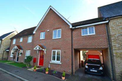 3 Bedrooms Semi Detached House for sale in Springfield, Chelmsford, Essex