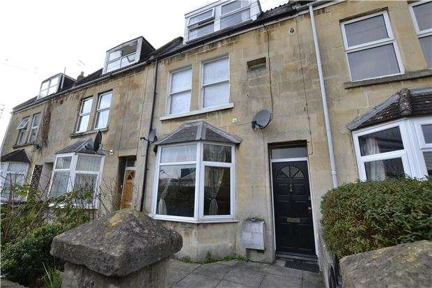 4 Bedrooms Terraced House for sale in Onega Terrace, BATH, BA1 3AH