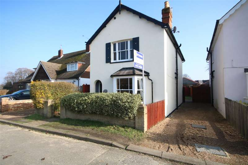 3 Bedrooms Detached House for sale in Hatch Close, Addlestone, Surrey, KT15