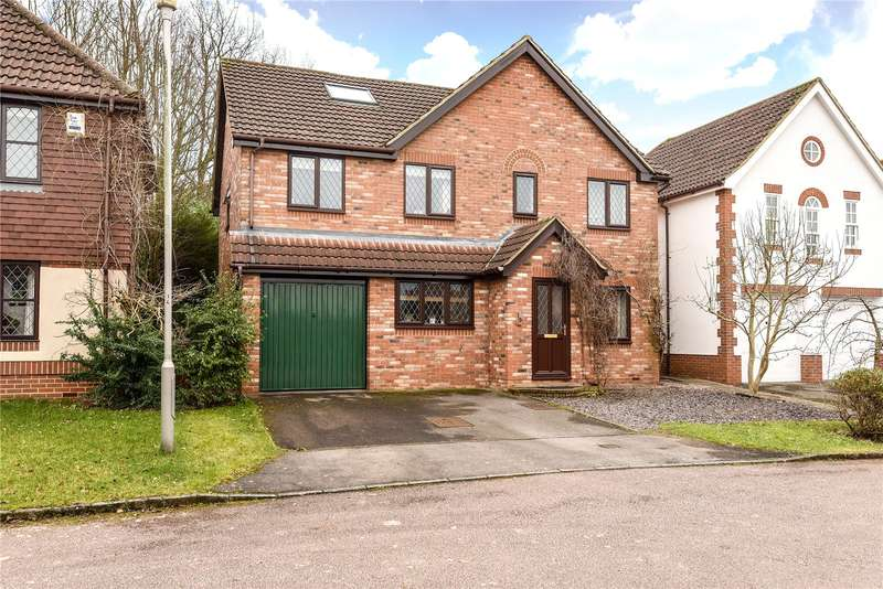 4 Bedrooms Detached House for sale in Norfolk Chase, Warfield, Berkshire, RG42