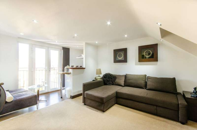 Studio Flat for sale in Vivian Avenue, Wembley, HA9