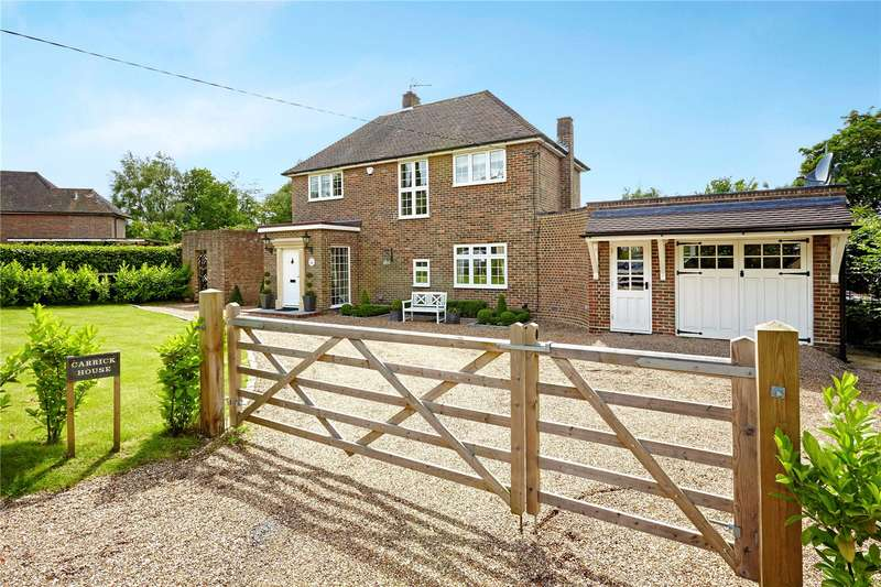 4 Bedrooms Detached House for sale in Frant, Tunbridge Wells, East Sussex, TN3