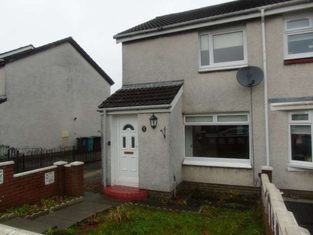 2 Bedrooms Semi Detached House for sale in Earlston Crescent, Carnbroe, Coatbridge, ML5