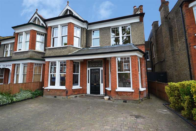 7 Bedrooms Semi Detached House for sale in Redbourne Avenue, Finchley, London, N3