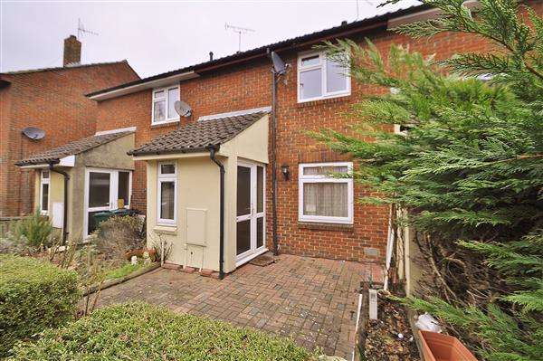 2 Bedrooms Terraced House for sale in ASHFORD TN24