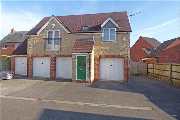 2 Bedrooms Property for sale in Coles Close, Wincanton