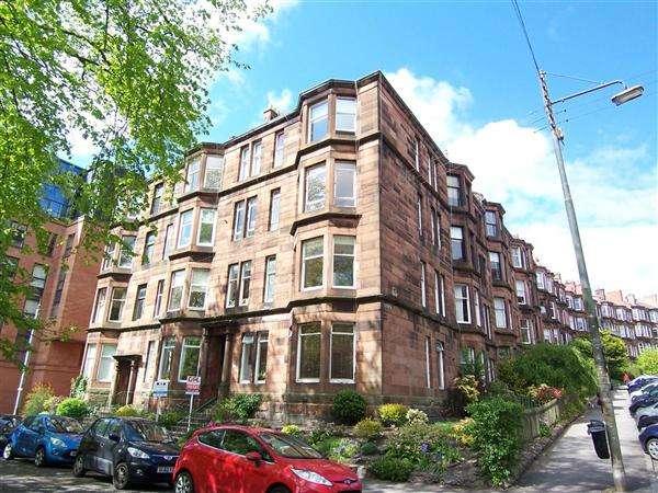 1 Bedroom Flat for rent in 1/2, 102 Queensborough Gardens, Hyndland, Glasgow, G12 9RU