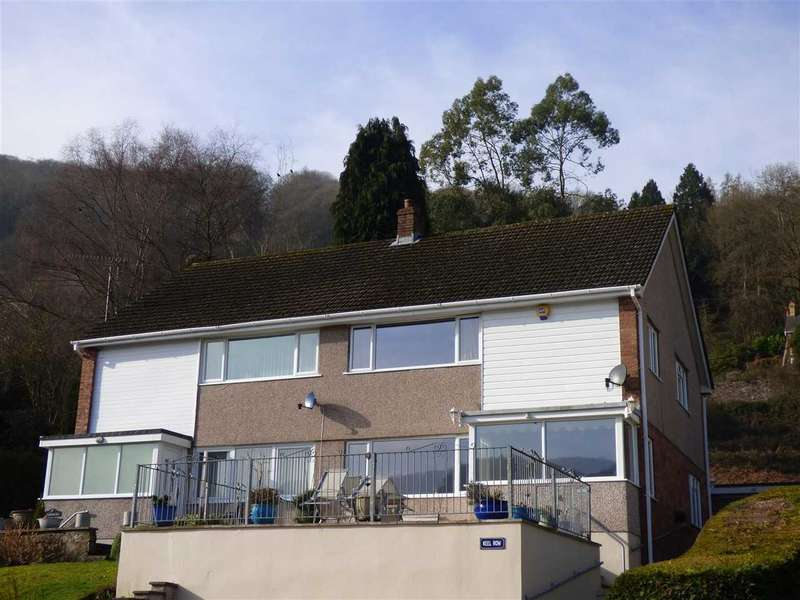 3 Bedrooms Semi Detached House for sale in Keel Row, Llandogo, Chepstow